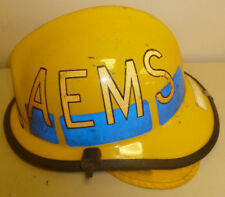 Firefighter Bunker Turn Out Fire Gear Cairns N660c Yellow Helmet H163