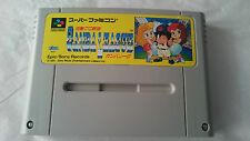GANBA LEAGUE BASEBALL SUPER FAMICOM JAPONÉS SUPER NINTENDO SNES JAP.NTSC-J.SFC