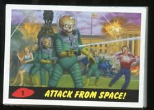 2013 Mars Attacks Invasion 52-Card HERITAGE Base Partial Set missing 7 cards