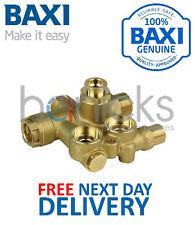 Baxi DuoTEC 24, 28, 33, 40 HE 3 Way Valve 7224763 5118381 Genuine Part *NEW*