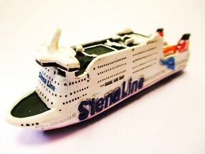 Ship Model Ferry Stena Line Sweden Germanica 12 CM Poly