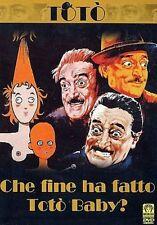 DvD TOTO' CHE FINE HA FATTO TOTO` BABY? - (1964)  ......NUOVO