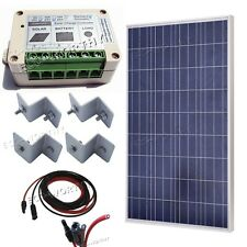 100W Solar Panel KIT 12V Panneau Solaire Off Grid System sell at a good price!!