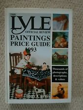 Lyle's Official Arts Review 1993 Hardback 607 pg of illustrated auction records