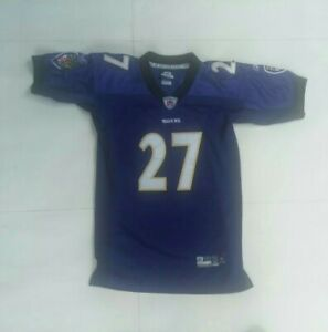 Ray Rice Reebok Youth Baltimore ravens Home Stitched Jersey Size Xl #27