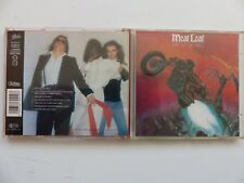 MEAT LOAF Bat out of Hell  epc 463044 2   CD ALBUM