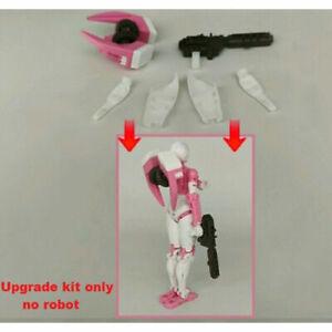NEW  3D DIY Back/Legs/Big Gun Upgrade Kit FOR Earthrise Arcee
