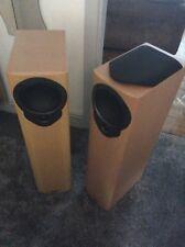 Mission M33 Floorstanding Speakers.