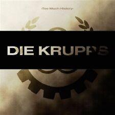 La Krupps Too Much History vol.2 the Metal Years CD DIGIPACK 2007