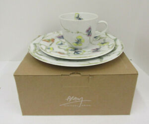 Michael Aram Butterfly Ginkgo 3 Piece  Setting THREE ITEMS ONLY  New