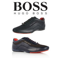 Hugo Boss Men's HB Racing Lace Up Fashion Sneakers