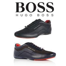 Hugo Boss Para Hombre HB Racing con Cordones Tenis De Moda