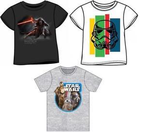 Children's Star Wars T Shirt Top Stormtroopers 3-11yrs FREE UK P&P