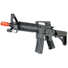 *245FPS* M-16C Tactical Airsoft Spring Rifle with LASER M16