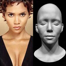 "Halle Berry Life Mask "" Monster's Ball""Swordfish ""X-Men- Storm""Bond Girl- Jinx""!"