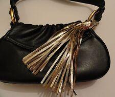New Designers at Debenhams Black Shoulder Bag STAR by Julien MacDonald