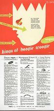 CD Albert Ammons - Meade Lux Lewis - Blind John DavisKings of Boogie Woogie -