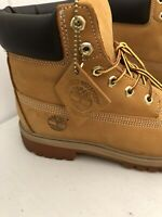 Timberland MEN'S 18094 WATERPROOF BOOTS  100% Leather Size 6 M