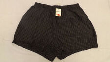 Vtg 60s NOS Campus Swim Suit sz XXL 42-46 Plaid Surf Shorts/Trunks