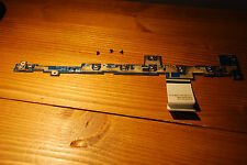 HP Pavilion dv5000 Power & MEDIA BUTTON BOARD Wi-Fi + VITI