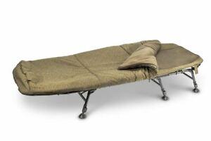 New Nash Tackle Sleep System Bedchair and Sleeping Bag All Models - Carp Fishing