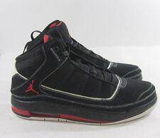 Nike Air Jordan Jumpman H-Series 428834-004 Black/Red-White Size 11