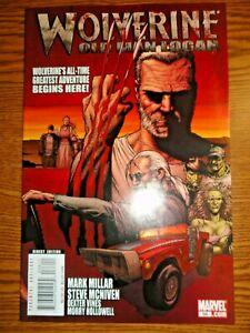 Wolverine #66 Hot Key VF/NM 1st Old Man Logan Millar Hawkeye Hulk X-men Marvel