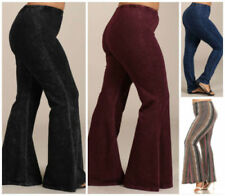 3aeee5bb49 Long Plus Size Pants for Women for sale   eBay