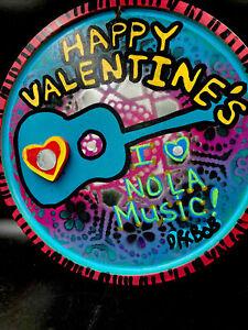 Dr Bob New Orleans Louisiana Folk Art Bywater French Quarter Marigny Valentine