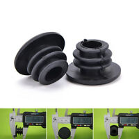 3Pair Cycle Road MTB Bike Handlebar End Lock-On Plugs Bar Grips Caps Covers HC