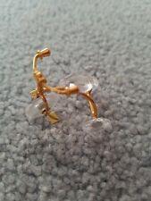 Swarovski Figurine Crystal Memories -Tricycle Gold 219198- No Box Beautiful