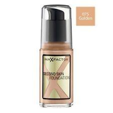 3 X Max Factor Second Skin Foundation 080 bronze 30ml &