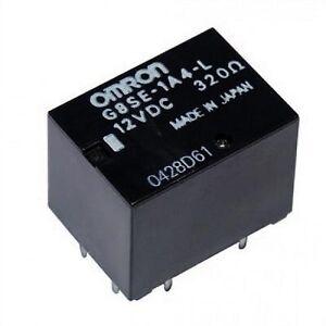 Rele' OMRON G8SE-1A4 G8SE1A4 12VDC CENTRALINA SIEMENS MITSUBISHI SMART FORFOUR