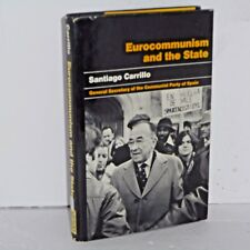 EUROCOMMUNISM AND STATE By Santiago Carrillo   Communist Party Spain