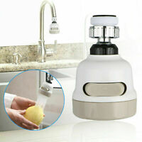 Moveable Kitchen Tap Head 360° Rotatable Faucet Water Filter Saving Sprayer new