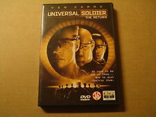 DVD / UNIVERSAL SOLDIER - THE RETURN ( JEAN-CLAUDE VAN DAMME )