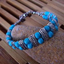 Bracelet, Two Colors Choose Tibet Style, Handmade Women's