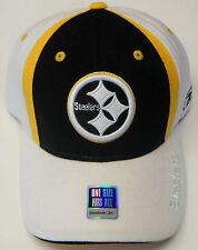 NFL Pittsburgh Steelers Reebok Fashion Flexfit Cap Hat Curve Brim OSFA NEW!