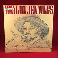 WAYLON JENNINGS The Taker - 1984 UK Vinyl LP EXCELLENT CONDITION
