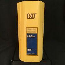 Caterpillar 311C U Excavator Trackhoe Service Manual CKE1-Up PAD1-Up RENR5542-06