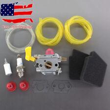 Carburetor Tune Up Kit For Poulan Pro BVM210VS SM210VS Zama C1U W45A Air Filter