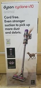 NEW SEALED!! Dyson Cyclone V10 Animal Cord Free Stick Vacuum - Iron SV12