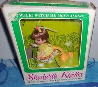 1967 Vintage Liddle Kiddles Sheila Skediddle Kiddles Doll In Box #3765 NOS