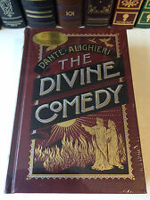 The Divine Comedy by Dante - Leather-bound - New - illustrated by Gustave Doré