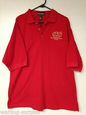 Boy Scouts of America BSA Polo Shirt ADULT XL Erie Shores Council Staff Pioneer