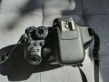 Canon EOS EOS 750D 24.2MP Digital SLR Camera - Black (Kit with 18-55mm Lens)