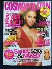 COSMOPOLITAN magazine June 2007 BEYONCE Orlando Bloom Alex James Jason Donovan