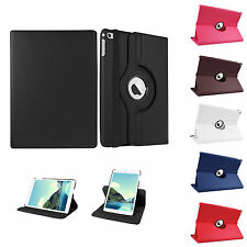 NEW 360° Rotating PU Leather Case Smart Stand Cover for Apple iPad Pro 12.9""