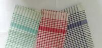 Good Quality Tea Towels Cotton Rich Terry Kitchen Drying Cleaning Dish Cloths