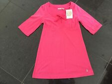 NWT Juicy Couture New & Gen. Pink Cotton Night Dress Small UK 8/10 With Logo